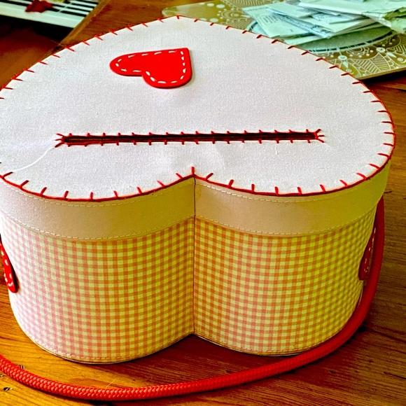 Pottery barn kids valentine box